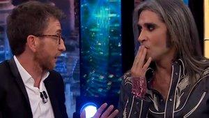 Pablo Motos y Mario Vaquerizo.