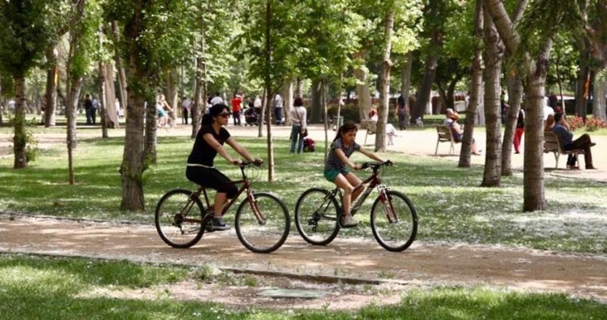 La mayoría de actividades se realizarán al aire libre en Can Mercader
