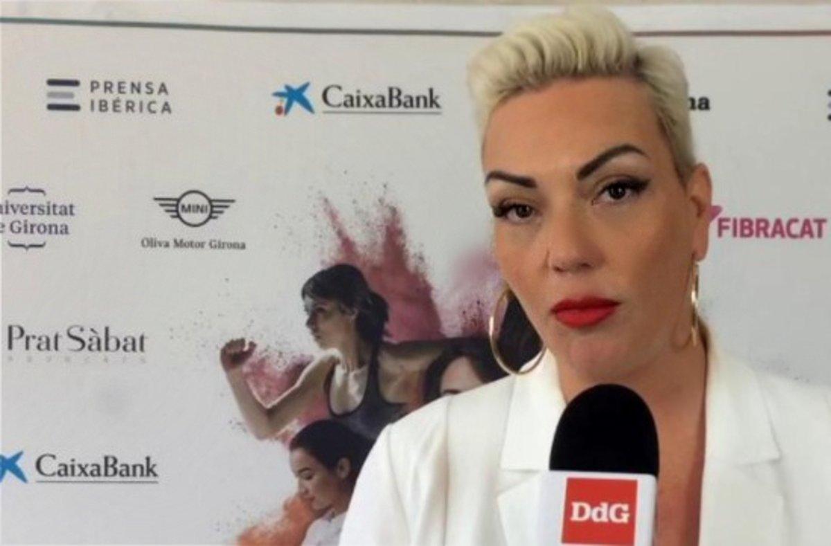 Meritxell Bautista, presidenta de Fibracat TV.