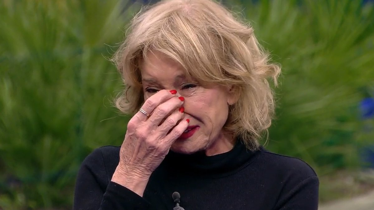Mila esclafeix a plorar després del comiat de Jorge Javier: «He de passar per la sala d'operacions»