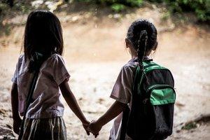 La crisis de la Covid-19 y la violencia: las amenazas para las niñas de Asia-Pacífico