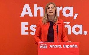 El PSOE cántabro amenaza al PRC con romper su pacto de gobierno autonómico si no apoya a Sánchez
