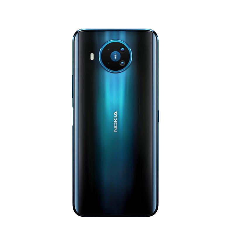 Nokia 8.3, el primer 5G de la marca.