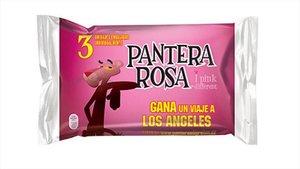 La Pantera Rosa, uno de los pastelitos más emblemáticos de la generación EGB.