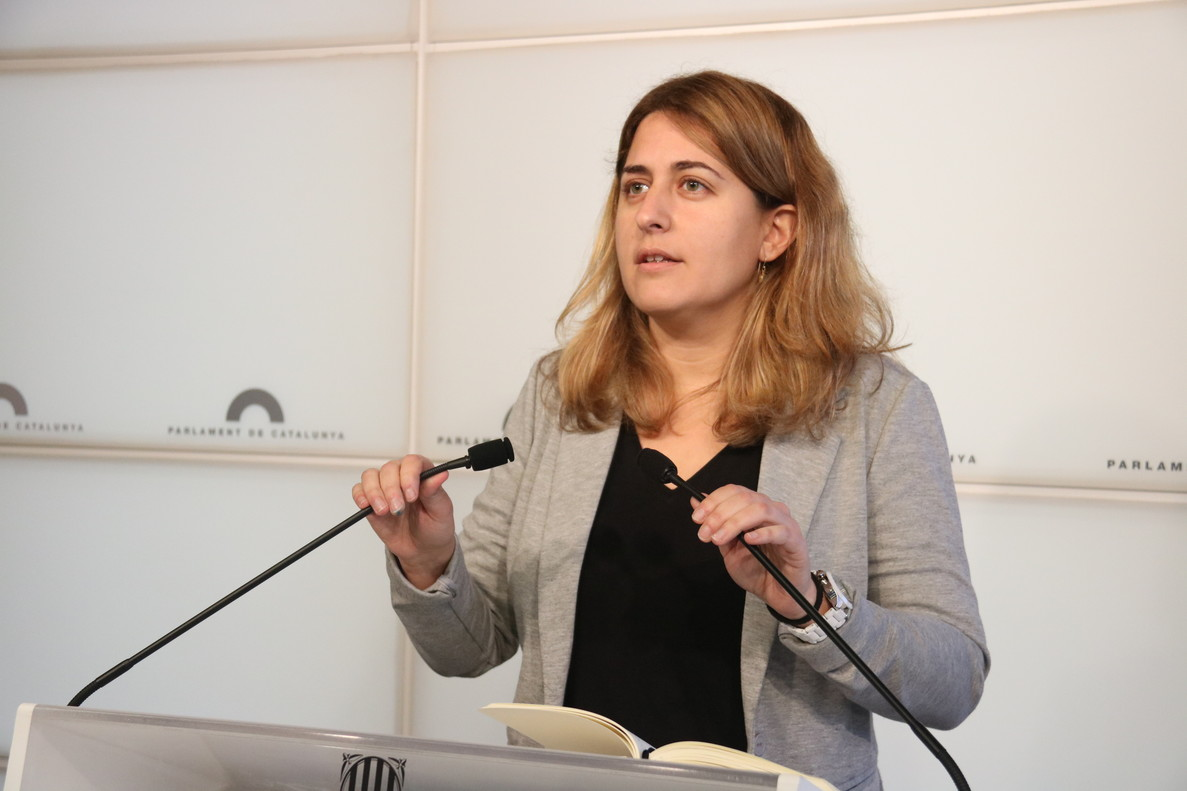 """Marta Pascal defensa que Catalunya """"necessita un Govern estable dins de la legalitat"""""""