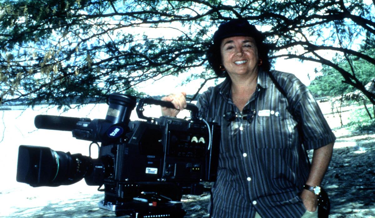 La periodista televisiva Carmen Sarmiento.