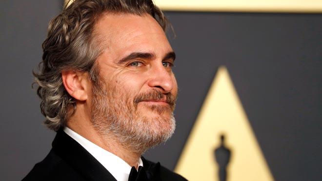 Joaquin Phoenix protagonitza el discurs més reivindicatiu dels Oscars
