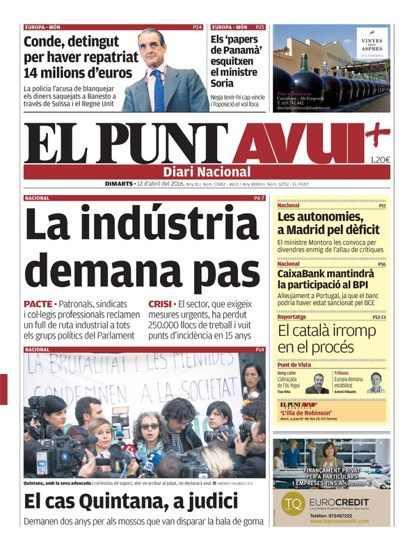 Del botín de Mario Conde y de la gran coalición PP-PSOE que rechaza Pérez Rubalcaba