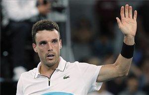 Bautista s'enfrontarà a Djokovic en les semifinals de Cincinnati