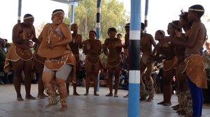 La danza Seperu es un elemento del patrimonio cultural vivo.