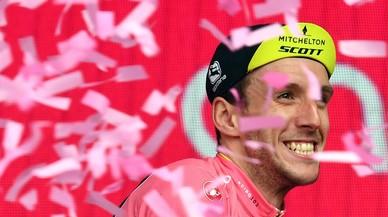 El Giro ya mira hacia el Gran Sasso
