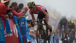 Simon Yates, ganador de La Vuelta 2018.