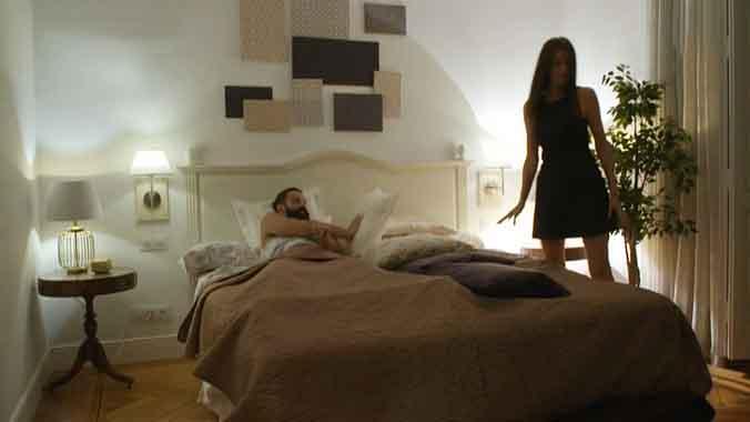 Misma cama, pero separaditos (A-3 TV).