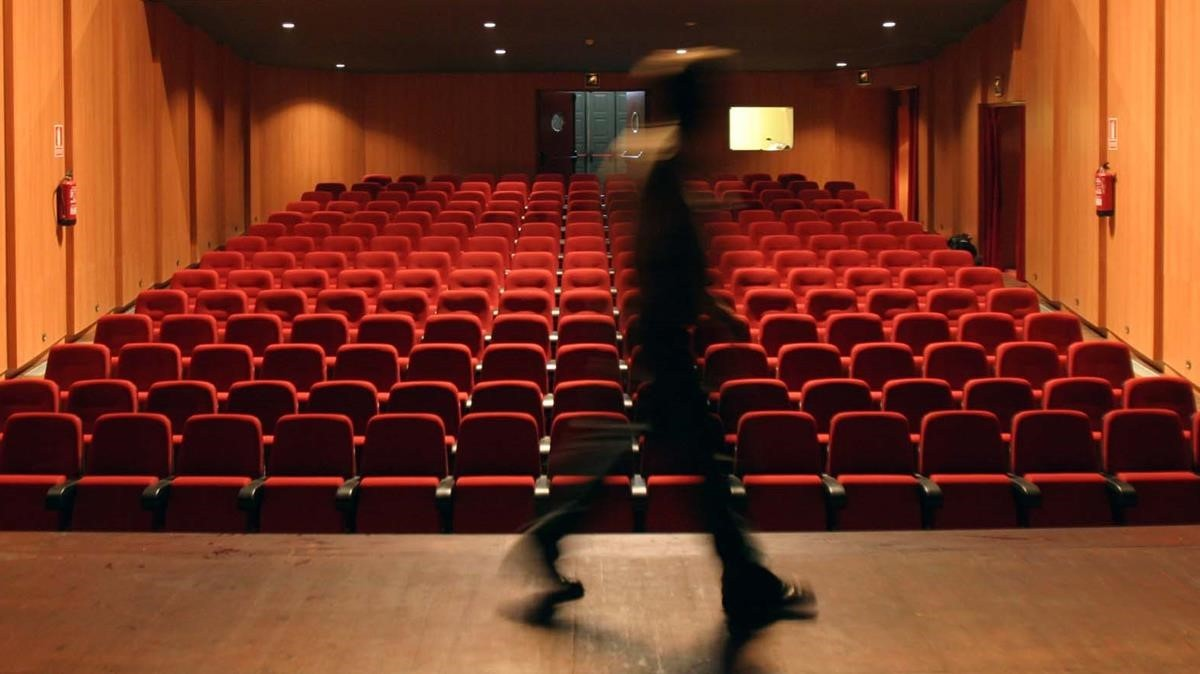 Teatro municipal de Arenys de Mar.