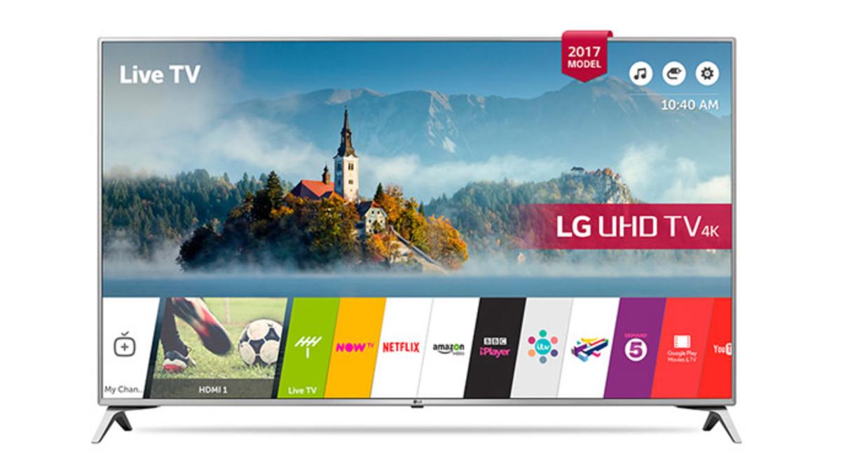 Televisor LG 49UJ651V, una de las ofertas estrella del Amazon Prime Day 2017.