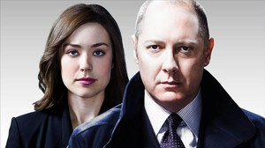 James Spader y Megan Boone, protagonistas de 'The Blacklist'.