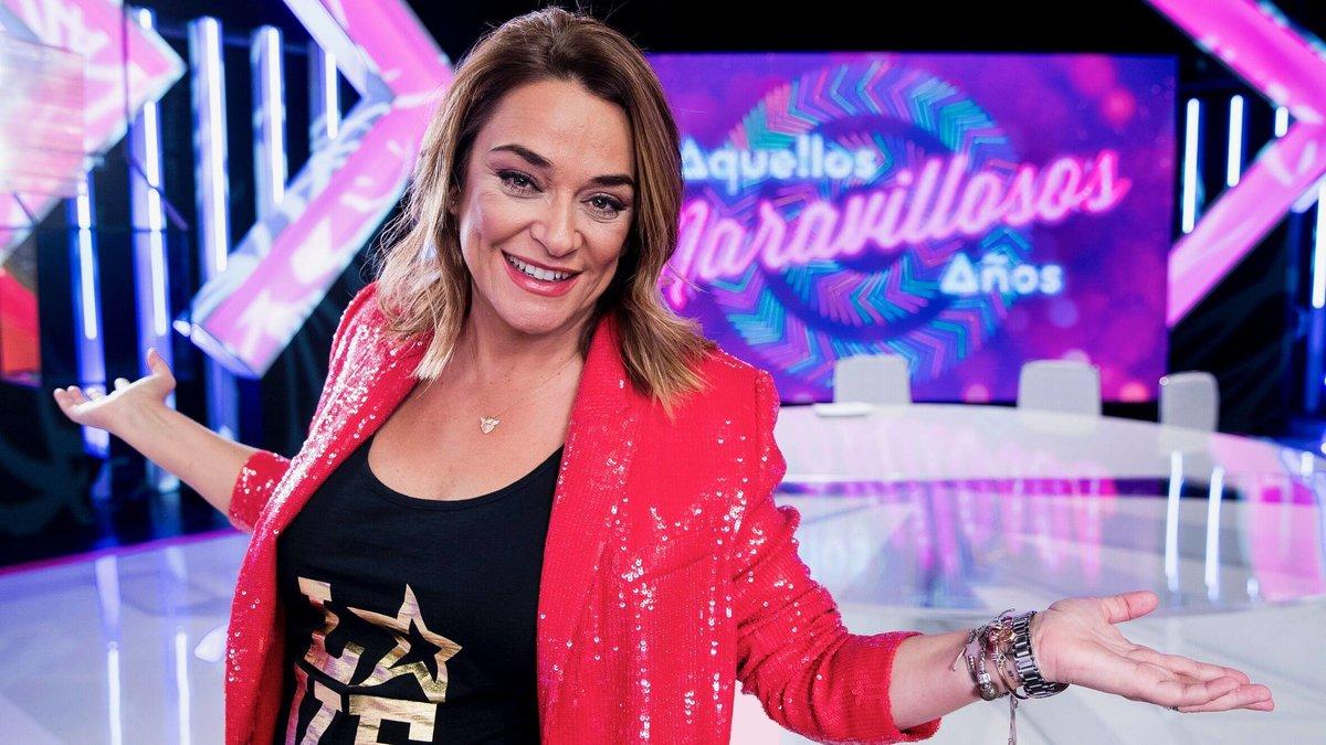 """Toñi Moreno nos habla de su estreno en Telemadrid y valora su salto a 'MYHYV': """"Vasile acertó"""""""