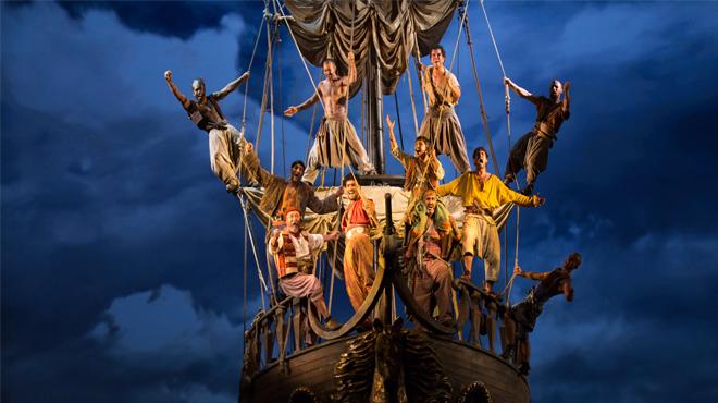 Torna el musical Mar i cel