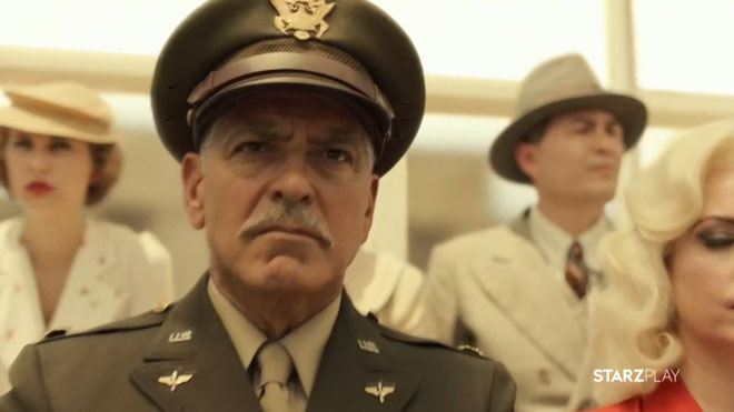 'Trampa-22', la nueva serie de George Clooney, se estrena en España el 31 de mayo.