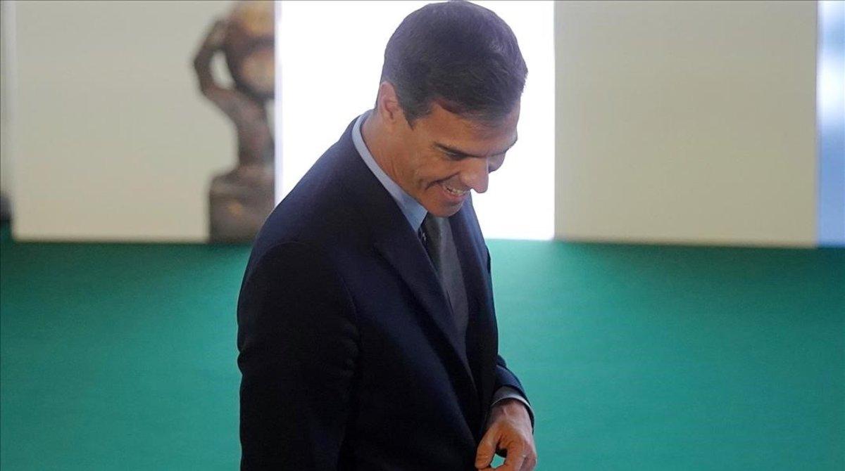 Sánchez considera «raonable» l'acord del 'brexit'
