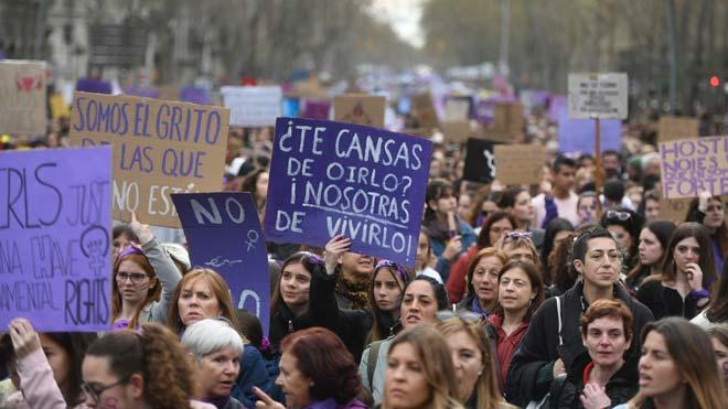8 de març: Últimes notícies del Dia de la Dona | DIRECTE