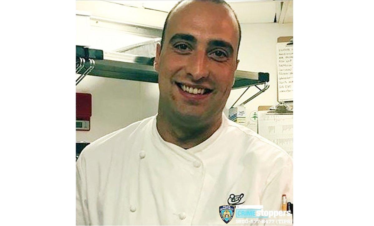 Zamperoni llevaba trabajando para la cadena de restaurantes de lujo Cipriani desde 2008.