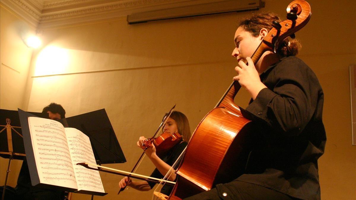 Los músicos siempre vuelven a Marata