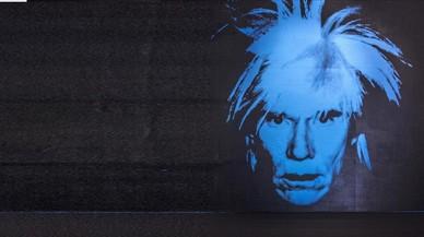 Andy Warhol y Charo