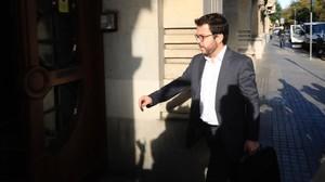La Guàrdia Civil investiga viatges d'alts càrrecs de la Generalitat