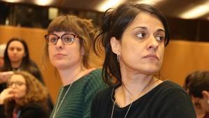 """Gabriel reclama a la UE que """"deixi de tancar els ulls"""" davant la vulneració de drets a Catalunya"""