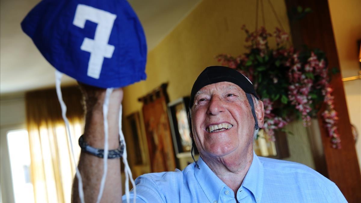 Juan Luis Abellán: «Parece que el deporte se descubrió en 1992»