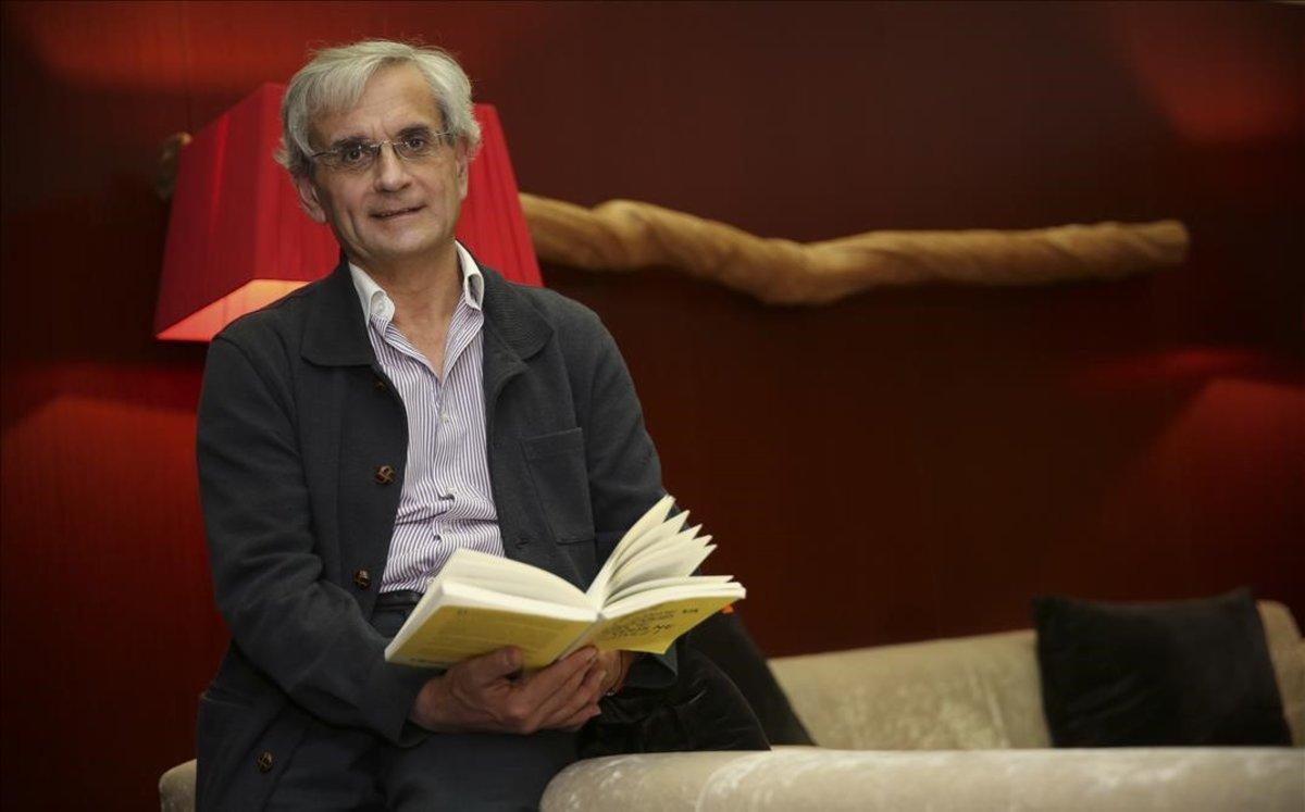 Jacques Lecomte, psicólogo y presidente de honor de la AsociaciónFrancesa de PsicologíaPositiva.