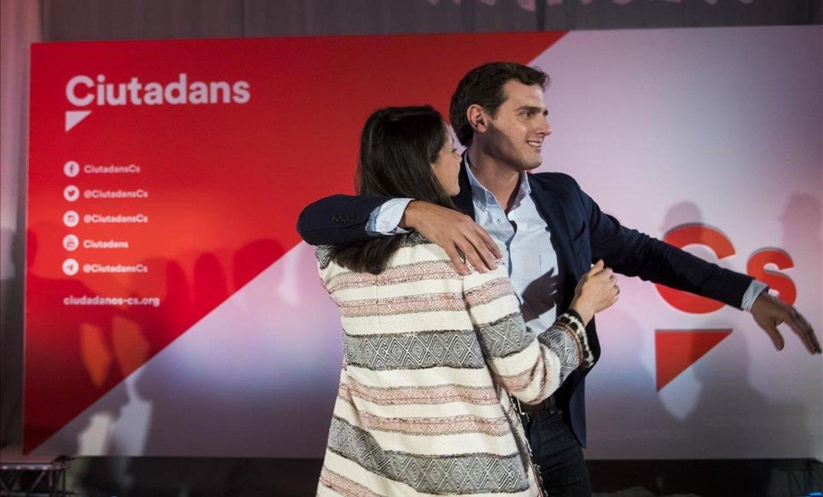 Arrimadas i el gir espanyolista del PSOE