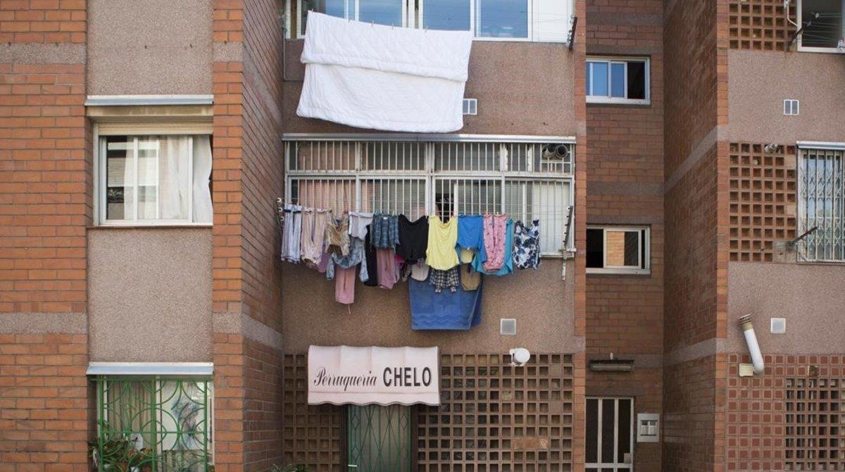 Barrio del Polvorí.