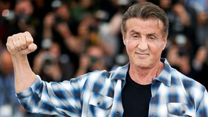 Sylvester Stallone, en Cannes, este viernes.