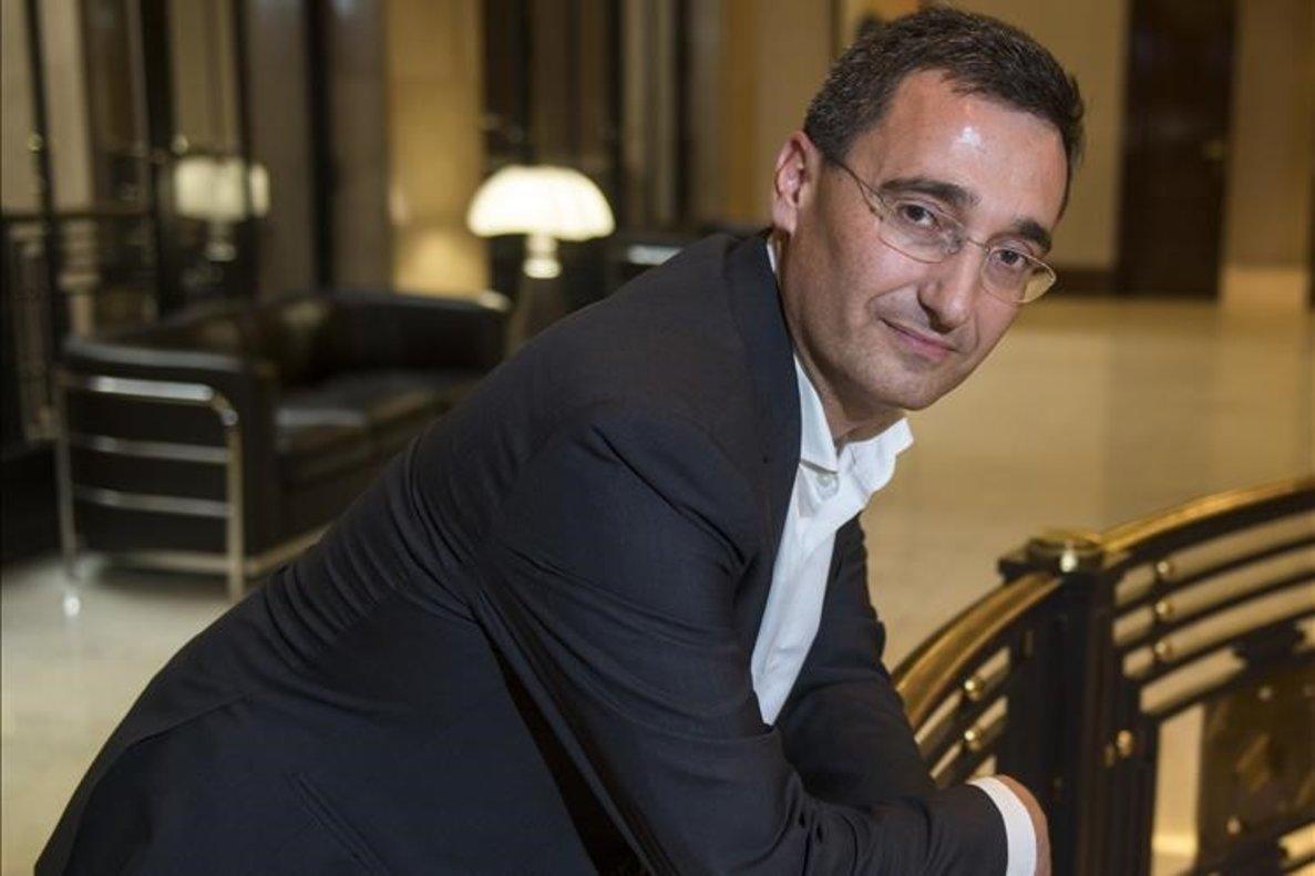Óscar Vélez: «La tecnologia es compra, però la transformació va més enllà»