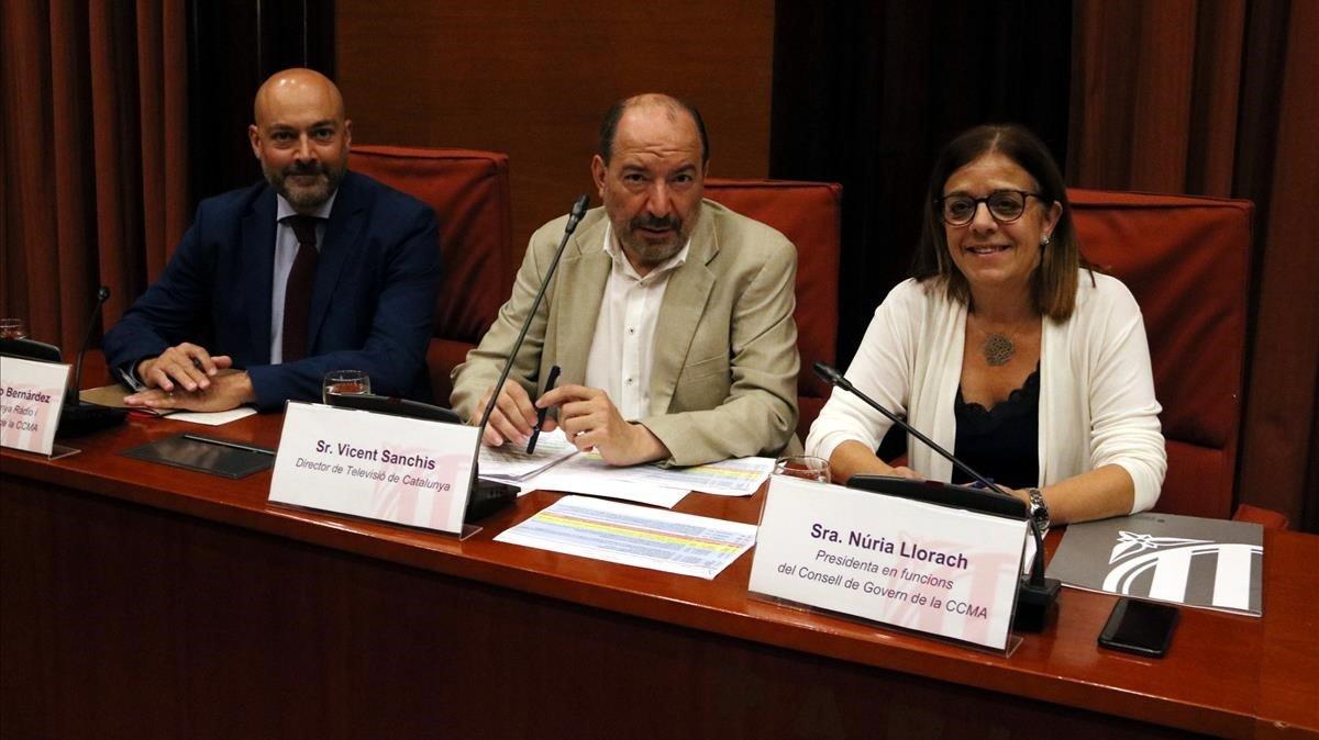 La salut del català arriba al Parlament