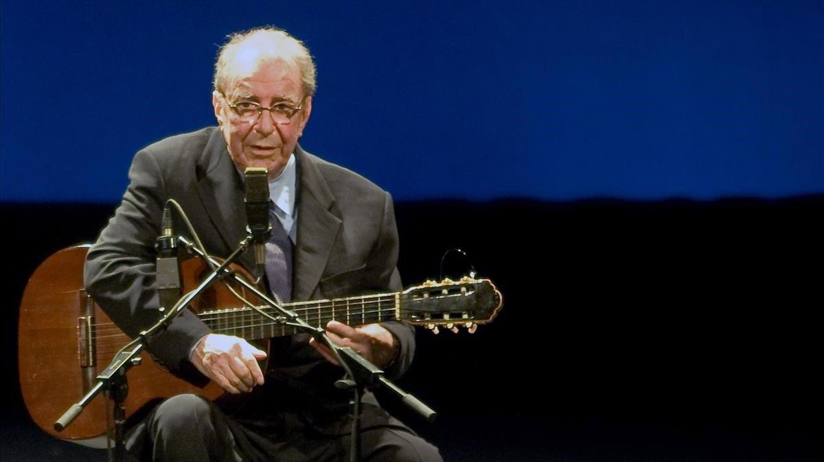 João Gilberto, el revolucionari tranquil de la bossa nova
