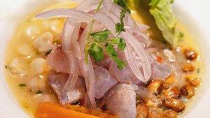Leche de Tigre: 5 plats peruans molt de carrer