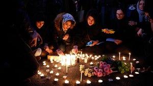 Protestes a Teheran contra el règim per mentir sobre l'avió abatut