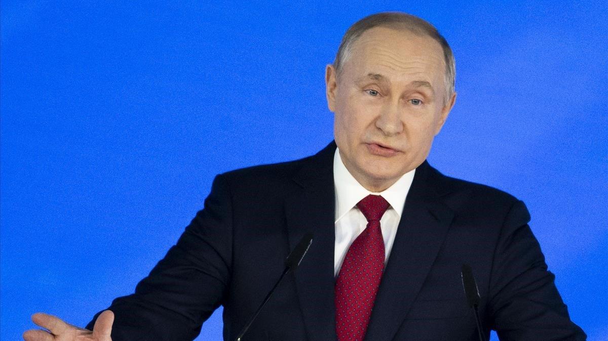 Dimiteix el Govern de Rússia després que Putin plantegés canvis en la Constitució