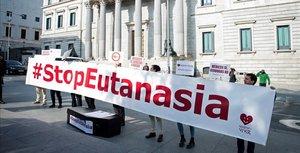 La justícia alemanya sentencia que castigar l'eutanàsia és anticonstitucional