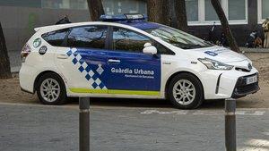 Tres urbans ferits i dos detinguts en un enfrontament a Barcelona