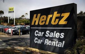 Hertz registra 1.020 milions de pèrdues, perjudicada després de l'ensorrament del turisme