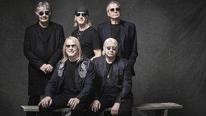 Deep Purple, en una imagen promocional.