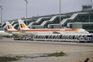 Desconvocada la vaga de treballadors d'Iberia a l'Aeroport de Barcelona