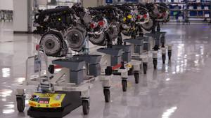 Robots autónomos de Seat