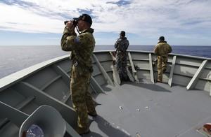 Misión de búsqueda para hallar los restos del vuelo MH370, de Malasia Airlines, desaparecido en marzo del 2014.