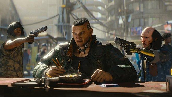 El lanzamiento de Cyberpunk 2077 se retrasa a diciembre