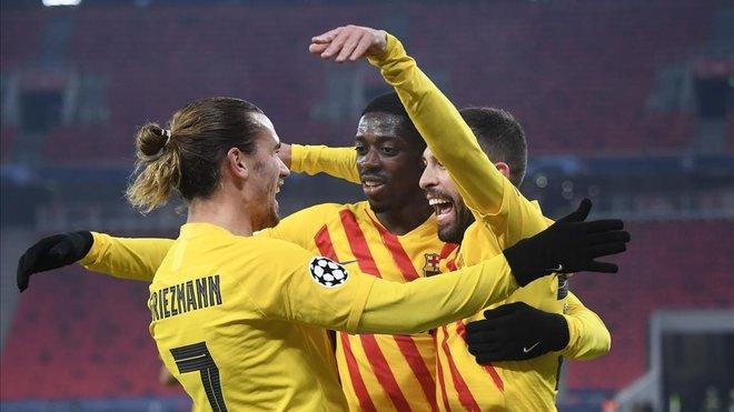El Barça se pasea por Budapest con un gran triunfo